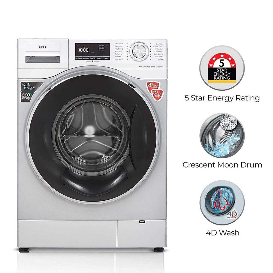 IFB 8KG Hard Water Washing Machine