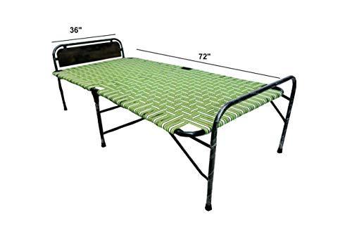 Parvesh Smart Niwar Folding Bed