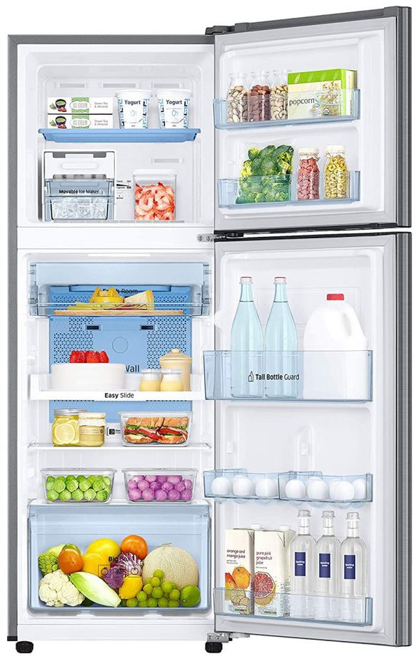 Appearance & Design of Whirlpool fridge