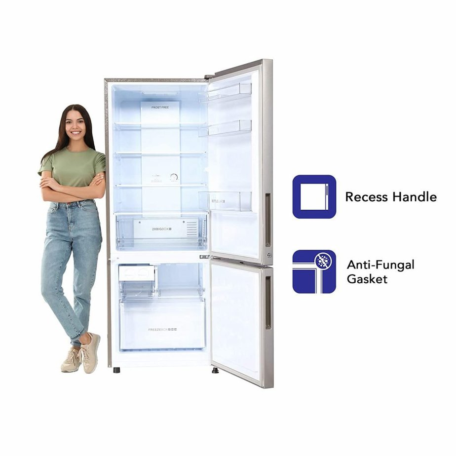 Capacity of Samsung Fridge