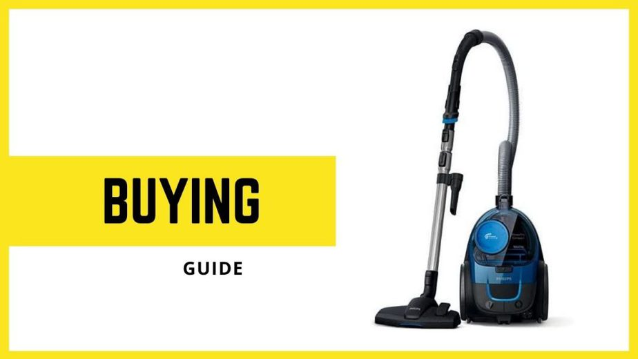 Buying Guide for the Best Vacuum Cleaners in India